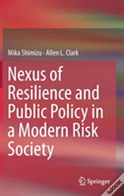 Wook.pt - Nexus Of Resilience And Public Policy In A Modern Risk Society