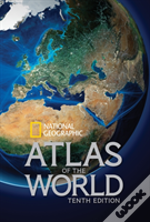 Ng Atlas Of The World 10th Ed