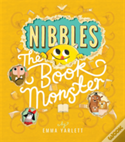 Wook.pt - Nibbles: The Book Monster