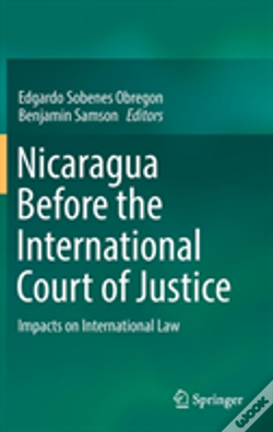 Wook.pt - Nicaragua Before The International Court Of Justice