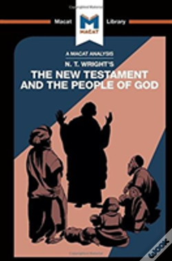 Wook.pt - Nicholas Wright'S The New Testament And The People Of God