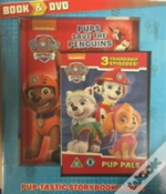 Nickeldodeon Paw Patrol Book And Dvd