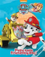 Nickelodeon Paw Patrol Pups Save Friends