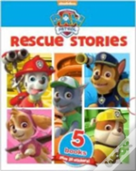 Nickelodeon Paw Patrol Rescue Stories 5 Book Slipcase