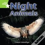 Night Animalsgreen Level Non-Fiction