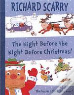 Night Before, The Night Before Christmas