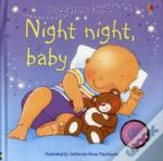 Night Night Baby With Sounds
