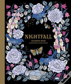 Wook.pt - Nightfall Coloring Book