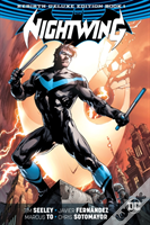 Nightwing The Rebirth Deluxe Edition Book 1