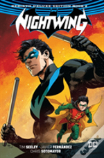 Nightwing The Rebirth Deluxe Edition Book 2