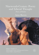 Nineteenth-Century Poetry And Liberal Thought