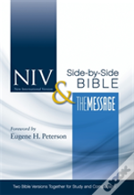 Niv & The Message Side-By-Side Bible