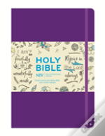 Niv Purple Single-Column Journalling Bible