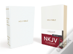 Nkjv, Gift And Award Bible, Leather-Look, White, Red Letter Edition