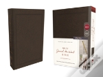 Nkjv, Journal The Word Bible, Bonded Leather, Brown, Red Letter Edition, Comfort Print