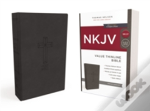 Nkjv, Value Thinline Bible, Standard Print, Imitation Leather, Black, Red Letter Edition