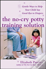 No-Cry Potty Training Solution