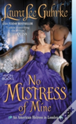 No Mistress Of Mine An Ame Pb