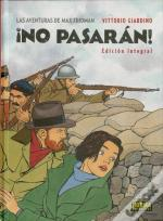 No Pasaran! (Comic) Edicion Integral