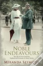 Noble Endeavours Signed
