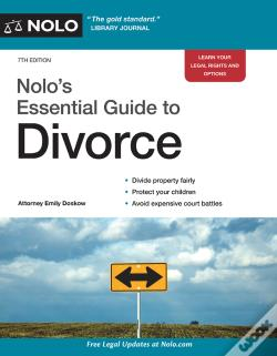 Wook.pt - Nolo'S Essential Guide To Divorce
