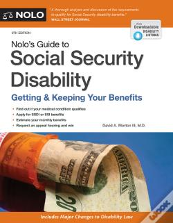 Wook.pt - Nolo'S Guide To Social Security Disability