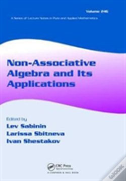 Wook.pt - Non-Associative Algebra And Its Applications