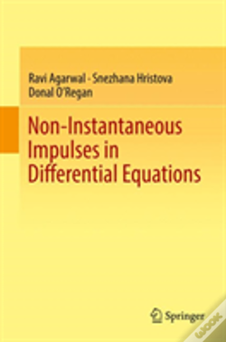 Wook.pt - Non-Instantaneous Impulses In Differential Equations