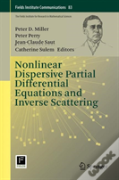 Nonlinear Dispersive Partial Differential Equations And Inverse Scattering