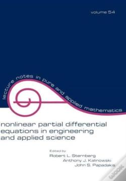 Wook.pt - Nonlinear Partial Differential Equations In Engineering And Applied Science