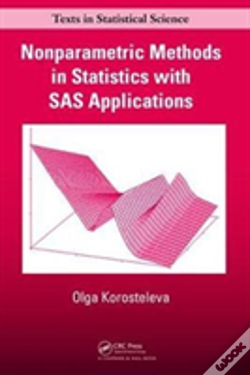 Wook.pt - Nonparametric Methods In Statistics With Sas Applications
