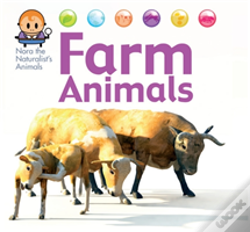Wook.pt - Nora The Naturalist'S Animals: Farm Animals