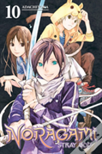 Noragami Volume 10: Stray God