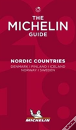 Wook.pt - Nordic Guide 2018 The Michelin Guide