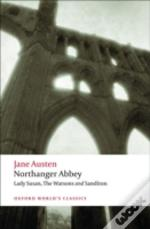 Northanger Abbeywith Lady Susanand The Watsons