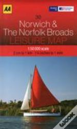 Norwich And The Norfolk Broads