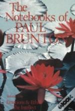 Notebooks Of Paul Bruntonemotions And Ethics / The Intellect