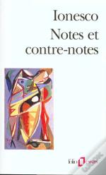 Notes Et Contre-Notes