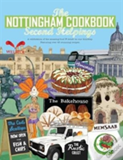 Wook.pt - Nottingham Cook Book Second Helpings
