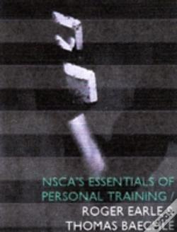 Wook.pt - Nsca'S Essentials Of Personal Training
