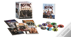 Wook.pt - *Nsync: Magnets, Pins, And Book Set