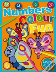 Numbers Colour Fun