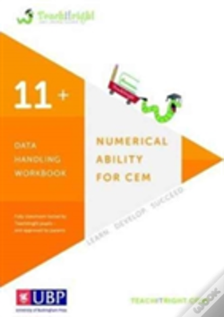 Wook.pt - Numerical Ability For Cem: Data Handling Workbook