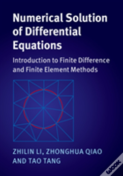 Wook.pt - Numerical Solution Of Differential Equations