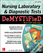 Nursing Laboratory & Diagnostic Tests Demystified