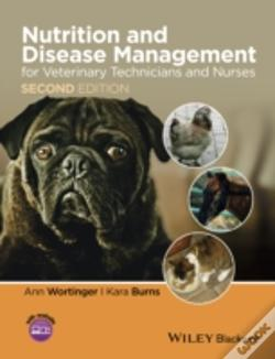 Wook.pt - Nutrition And Disease Management For Veterinary Technicians And Nurses