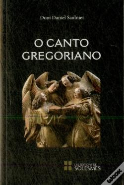 Wook.pt - O Canto Gregoriano