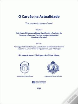 Wook.pt - O Carvão na Actualidade | The Current Status of Coal - Volume I