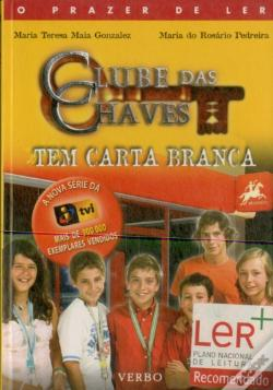 Wook.pt - O Clube das Chaves tem Carta Branca