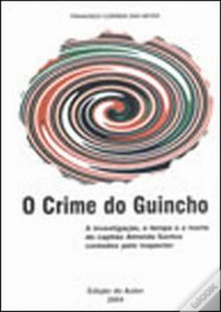Wook.pt - O Crime do Guincho